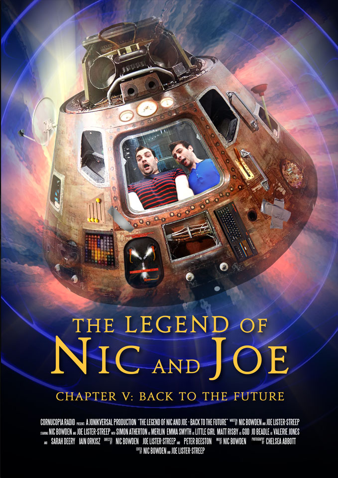 Nic and Joe - Back to the Future