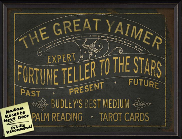 The Great Yaimer