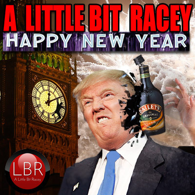 Little Racey New Year Square