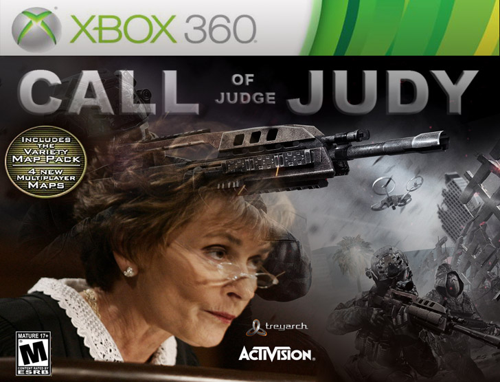 Call of Judy