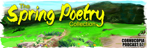 Spring Poetry Banner